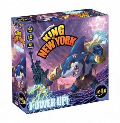 King Of New York: Power Up Expansion
