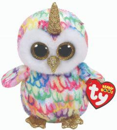 Enchanted Owl With Horn | Ty Beanie Boo