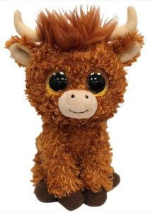 Angus Highland Cow   Ty Boo