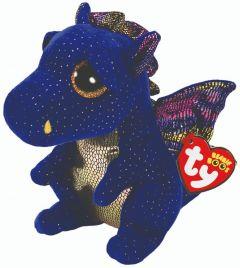 Saffire Blue Dragon   Ty Boo Plush