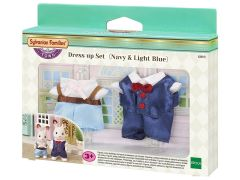 Dress Up Set - Navy & Light Blue - Sylvanian Families