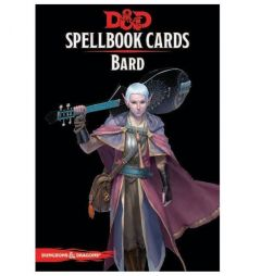 Bard Spell Deck | Version 3 | Dungeons and Dragons | 5th Edition