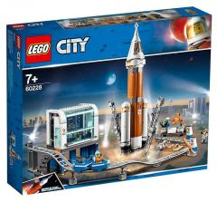 Deep Space Rocket and Launch Control - Lego City