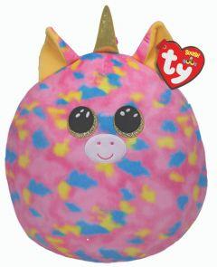 """Fantasia Unicorn   Ty Boo Plush   10"""""""