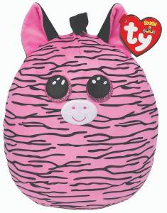 """Zoey Zebra   Ty Boo Plush 10"""""""