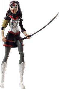 "DC Super Heroes Girls - Katana 6"" Action Figure"