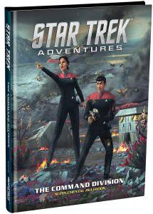 The Command Division - Star Trek Adventures