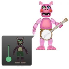 """Pigpatch (Glow in the Dark Version) - Five Nights at Freddy's Pizza Simulator - 5"""" Action Figure"""