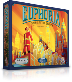 Euphoria - complete with Game Trayz Insert