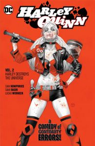 Harley Quinn - Vol 02: Harley Destroys the Universe - TP