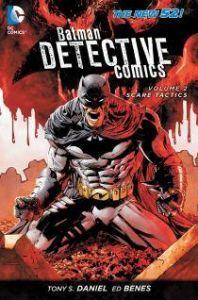 Batman: Detective Comics - Vol 02: Scare Tactics - HC