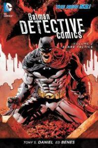 Batman: Detective Comics - Vol 02: Scare Tactics - HC
