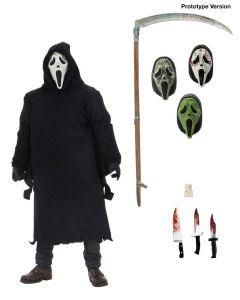 Ghost Face | Scream | Ultimate Action Figure | NECA