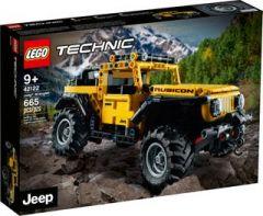 42122 Jeep® Wrangler   LEGO Technic