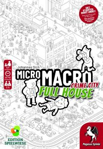 MicroMacro: Crime City Full House
