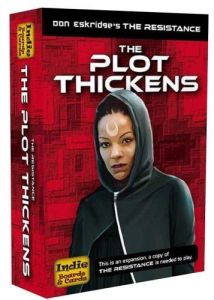 The Plot Thickens - The Resistance Expansion