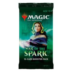 War of the Spark Booster Pack - Magic the Gathering CCG
