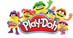 32 Pack - Classic Colours - Play Doh