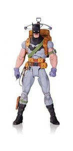 "Batman (Survival Gear) - Greg Capullo DC Designer Series - 6"" Action Figure"