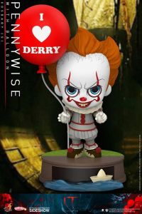Pennywise with Balloon - Cosbaby - Hot Toys