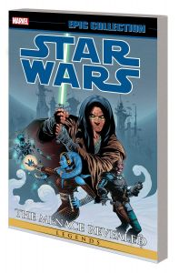 Star Wars Legends - Menace Revealed Epic Collection Book 02 - TP