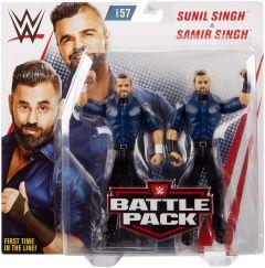 Samir Singh & Sunil Singh - Battle Pack 57 - WWE Action Figure