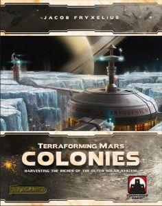 Colonies   Terraforming Mars Expansion
