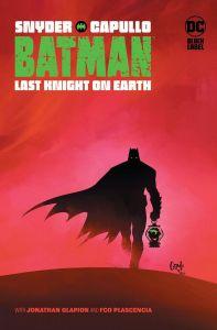 Batman - Last Knight on Earth - HC
