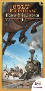 Horses & Stagecoach - Colt Express Expansion