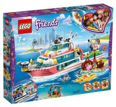Rescue Mission Boat - Lego Friends