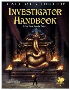 Investigators Handbook | Call of Cthulhu 7th Edition