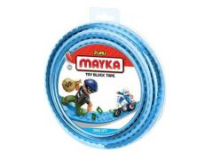 Light Blue Toy Block Tape - 2M 2Stud - Mayka