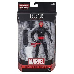 Marvel's Night Thrasher - Marvel's Kingpin Build-A-Figure - Spider-Man - Marvel Legends Series