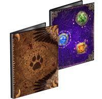 Official Spellbook Pack 4 - Mage Wars - Expansion set Card Binder