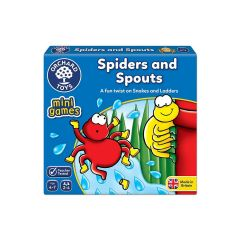 Spiders and Spouts - Orchard Toys