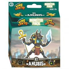 Anubis Monster Pack - King of Tokyo Expansion