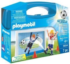 Soccer Shoot Out Carry Case | Playmobil