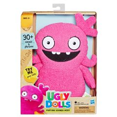 Ugly Dolls Feature Sounds Moxy Plush Toy