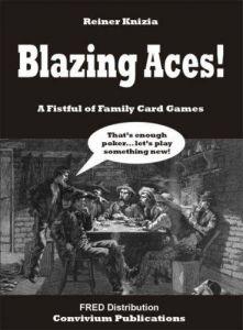 Blazing Aces! - Paperback Reiner Knizia