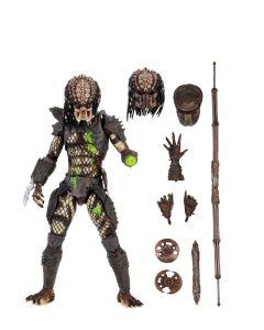 Battle Damaged City Hunter | Predator 2 | Ultimate Action Figure | NECA