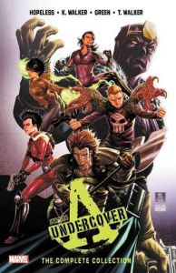 Avengers Undercover   Complete Collection   TP