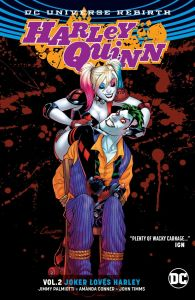 Harley Quinn - Vol 02: Joker Loves Harley - TP