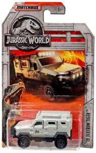 10 Textron Tiger - Jurassic World Diecast Collection - Matchbox