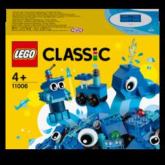 11006 Creative Blue Bricks - Lego Classic