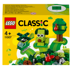 11007 Creative green Bricks - Lego Classic