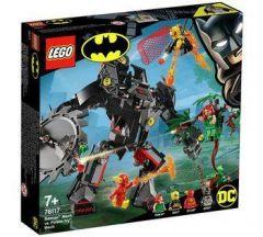 Batman Mech vs Poison Ivy Mech - Batman - Lego