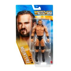 Drew Mcintyre | Wrestlemania Basic Series | WWE Action Figure