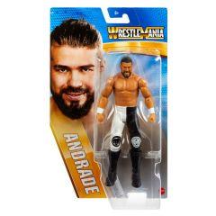 Andrade | Wrestlemania Basic Series | WWE Action Figure
