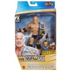 Goldberg | Wrestlemania Elite Series | WWE Action Figure
