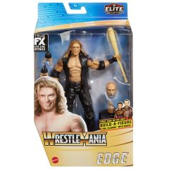 Edge | Wrestlemania Elite Series | WWE Action Figure